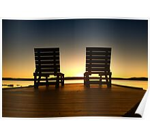 Rest & Relaxation_Noosa Poster