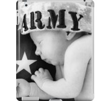Army Baby iPad Case/Skin