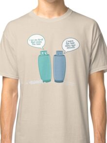Shampoo vs. Conditioner Classic T-Shirt