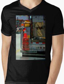 The Sky's The Limit Mens V-Neck T-Shirt
