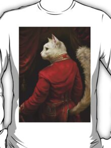 The Hermitage Court Chamber Herald Cat T-Shirt