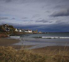 Sandend, Aberdeenshire by jennanne