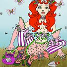 Mary quite contrary... by Patricia Anne McCarty-Tamayo