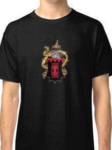 Dark Ages Bloodline Shield: True Brujah Classic T-Shirt