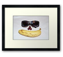 """""""...............""""  (You're on Candid Camera!) Framed Print"""