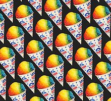 Snow Cone Pattern by Kelly  Gilleran