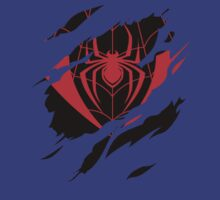 Secret Identity: Ultimate Spider Man by TGRShirts