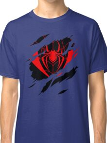 Secret Identity: Ultimate Spider Man Classic T-Shirt