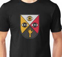 Dark Ages Bloodline Shield: Salubri Healer Unisex T-Shirt