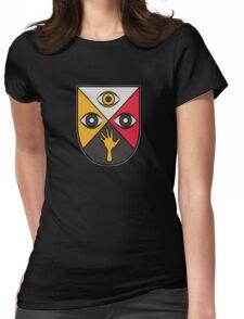 Dark Ages Bloodline Shield: Salubri Healer Womens Fitted T-Shirt
