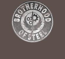 Brotherhood of Steel (Battle Worn Effect) T-Shirt