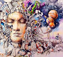 The construction of one mind by Jedika
