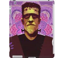 Frankenstein - Mandala iPad Case/Skin