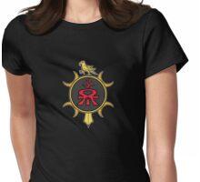 Dark Ages Bloodline Shield: Nagaraja Womens Fitted T-Shirt