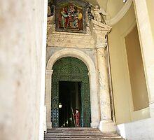 Swiss Guard at the Vatican - 2 by tamarakenyon