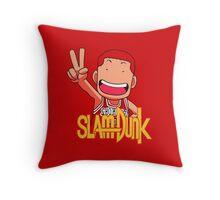 Chibi Sakuragi Throw Pillow