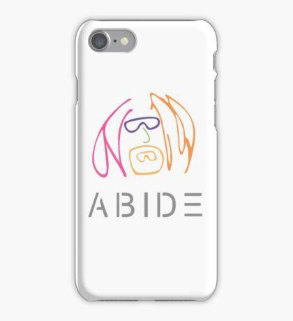 The Dude Abides: Imagine iPhone Case/Skin