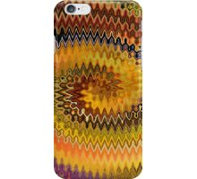 Zig Zag iPhone Case/Skin