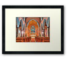St John the Baptist Framed Print
