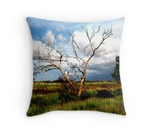 Pilbara Tree 2 Throw Pillow