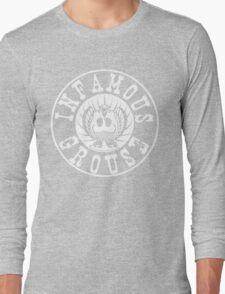 Infamous Grouse Original Emblem Long Sleeve T-Shirt