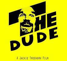 The Dude, Inspired by The Shining by brakkum