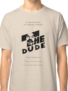 The Dude, Inspired by The Shining Classic T-Shirt