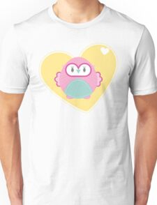 OWL SERIES :: heart hoot 2 Unisex T-Shirt