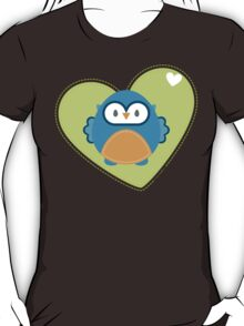 OWL SERIES :: heart hoot 3 T-Shirt