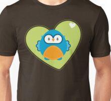 OWL SERIES :: heart hoot 3 Unisex T-Shirt