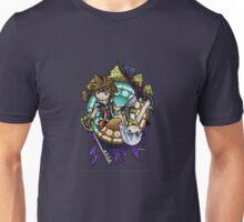 Kingdom Hearts in The Wind Waker style (Sora) Unisex T-Shirt