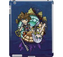 Kingdom Hearts in The Wind Waker style (Sora) iPad Case/Skin