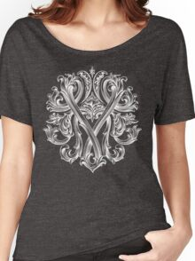 """""""YAMOLODOY"""" Design pattern Women's Relaxed Fit T-Shirt"""