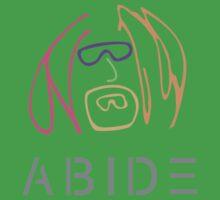 The Dude Abides: Imagine Kids Tee