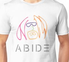 The Dude Abides: Imagine Unisex T-Shirt