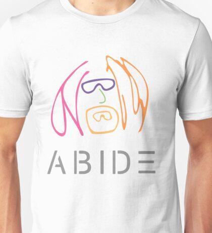 The Dude Abides: Imagine Unisex T-Shirt