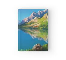 North America Landscape Hardcover Journal