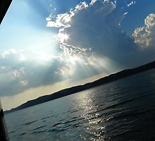 Mid-Afternoon on Cumberland Lake by Atheum