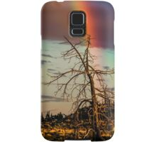 Rainbows-n-old Juniper Samsung Galaxy Case/Skin