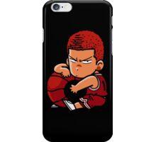 Sakuragi chibi  iPhone Case/Skin
