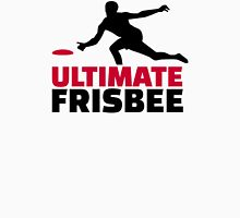 Ultimate Frisbee Womens Fitted T-Shirt