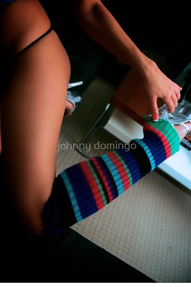 Knee High Love by johnny domingo