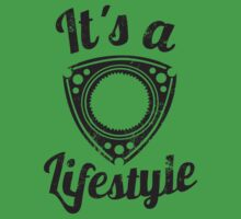 It's a lifestyle Kids Tee