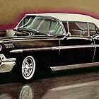 58 Impala in Black by brianrolandart