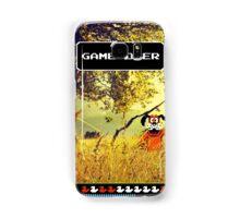Duck Hunt pixel art Samsung Galaxy Case/Skin