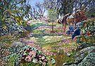 Garden of Eden by scallyart