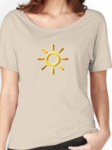 Exalted Solar Caste: Dawn Women's Relaxed Fit T-Shirt