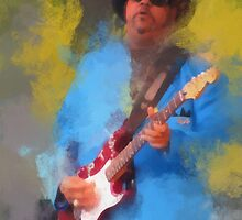 "Jimi ""Prime Time"" Smith by shutterbug2010"