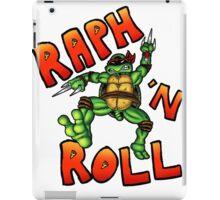 Raph 'N Roll iPad Case/Skin