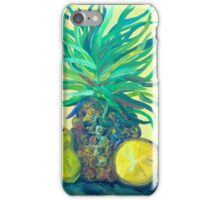 Pear and Pineapple iPhone Case/Skin